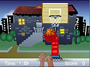 A Basketball Game