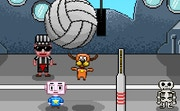 Pixel Volley